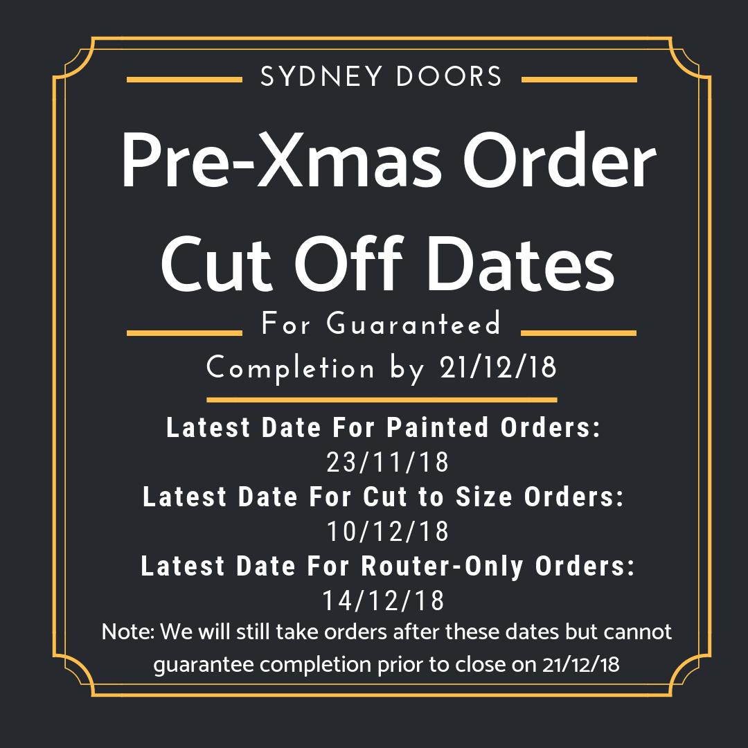 Sydney Doors Sydney Ultimate Door Collection